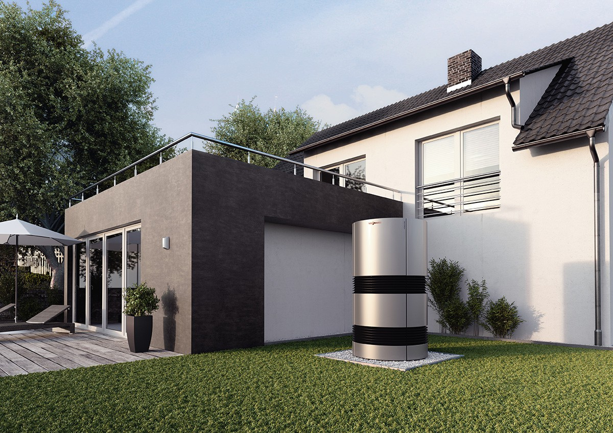 w rmepumpe. Black Bedroom Furniture Sets. Home Design Ideas